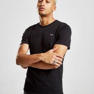 Nike Fc Small Logo T-Shirt T-Paita Musta