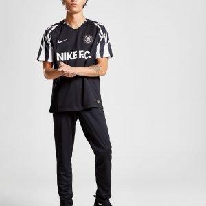 Nike Fc Track Pants Musta