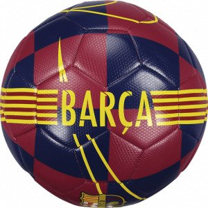Nike Fcb Nk Prstg Ball Jalkapallo