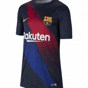 Nike Fcb Y Nk Dry Top Ss Pm Treenipaita