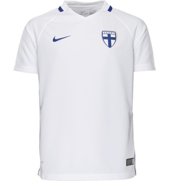 Nike Fin Ss Home Jsy Jr Pelipaita