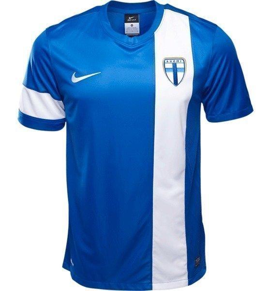 Nike Finland A Jsy Sr Pelipaita