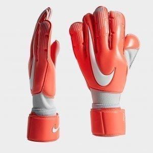 Nike Grip 3 Fa 2018 Goalkeeper Gloves Maalivahdin Hanskat Crimson