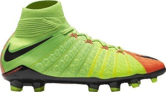 Nike Hypervenom 3 Phantom Df Fg Jr Jalkapallokengät