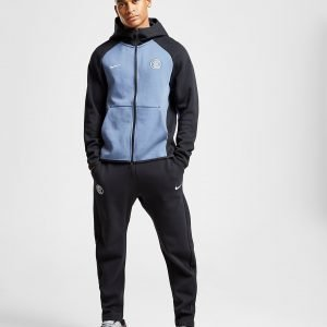 Nike Inter Milan Fc Tech Track Pants Musta