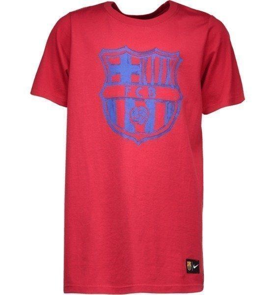Nike J Fcb Crest Tee T-Paita