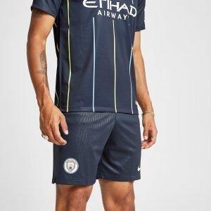 Nike Manchester City Fc 2018/19 Away Shorts Laivastonsininen