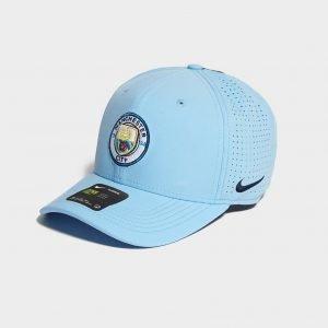 Nike Manchester City Fc Aerobill Cap Lippis Sininen