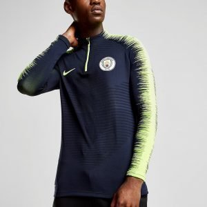 Nike Manchester City Fc Aeroswift Drill Top Laivastonsininen