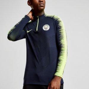 Nike Manchester City Fc Aeroswift Drill Top Laivastonsininen