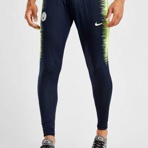 Nike Manchester City Fc Aeroswift Pants Laivastonsininen