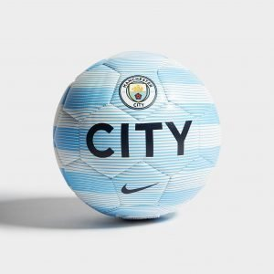 Nike Manchester City Fc Football Jalkapallo Sininen