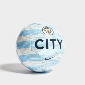 Nike Manchester City Fc Mini Football Jalkapallo Sininen