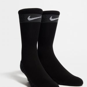 Nike Matchfit Crew Football Socks Jalkapallosukat Musta