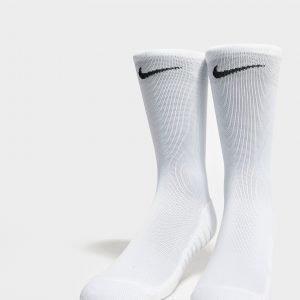 Nike Matchfit Crew Football Socks Jalkapallosukat Valkoinen