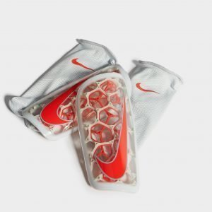Nike Mercurial Flylite Superlock Shin Guards Säärisuojat Harmaa