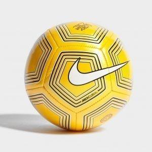 Nike Neymar Skills Football Jalkapallo Keltainen