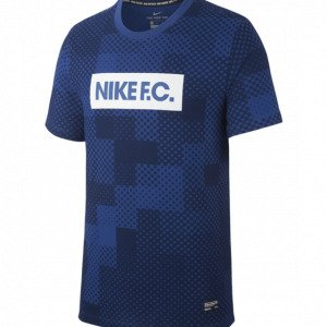 Nike Nk Fc Dry Tee Ssnl Treenipaita