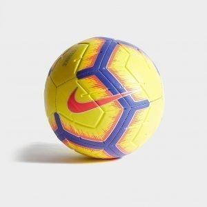 Nike Premier League 2018/19 High Visibility Football Jalkapallo Keltainen
