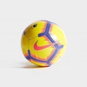 Nike Premier League 2018/19 High Visibility Mini Football Jalkapallo Keltainen