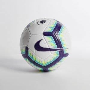 Nike Premier League 2018/19 Strike Football Jalkapallo Valkoinen