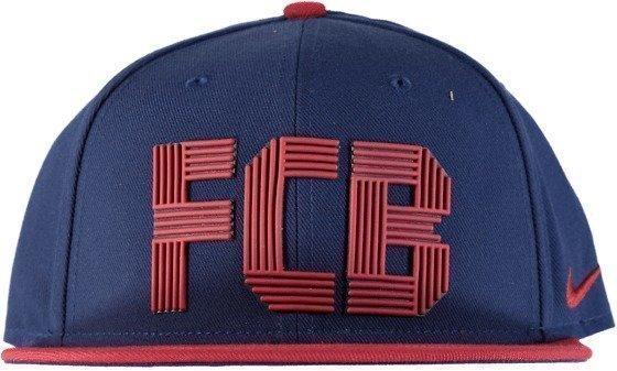 Nike U Fcb Cap Squad Lippis