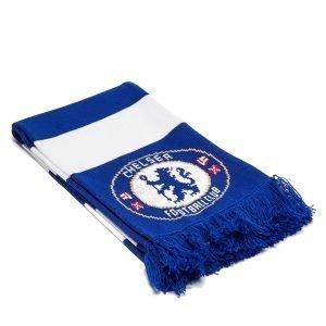 Official Team Chelsea Fc Bar Scarf Sininen