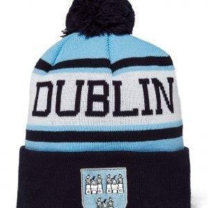 Official Team Dublin Beanie Hat Sky Blue