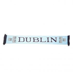 Official Team Dublin Scarf Sky