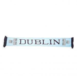 Official Team Dublin Scarf Sky