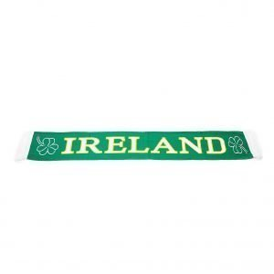 Official Team Ireland Scarf Vihreä