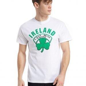 Official Team Ireland T-Shirt Valkoinen