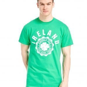 Official Team Ireland T-Shirt Vihreä