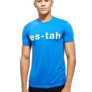 """Official Team Leicester City Kasabian """"les-tah"""" T-Shirt Sininen"""