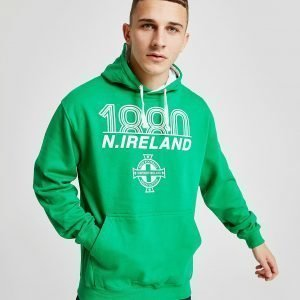 Official Team Northern Ireland 1880 Huppari Vihreä