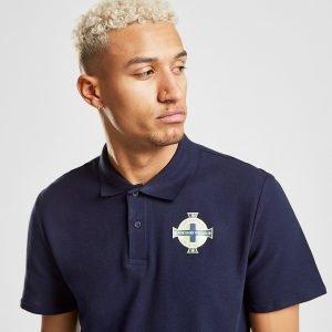 Official Team Northern Ireland Polo Shirt Sininen