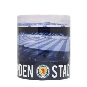 Official Team Scotland Fa 10 Oz. Mug Valkoinen