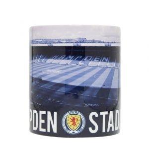 Official Team Scotland Fa 10 Oz. Mug Valkoinen