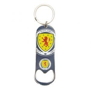 Official Team Scotland Fa Bottle Opener Sininen