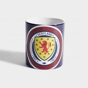 Official Team Scotland Fa Bullseye Mug Valkoinen