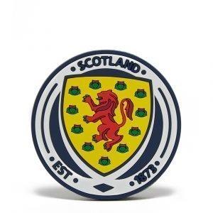 Official Team Scotland Fa Crest Magnet Sininen