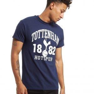 Official Team Tottenham Hotspur Fc 1882 T-Shirt Laivastonsininen