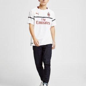 Puma Ac Milan 2018/19 Away Shirt Valkoinen