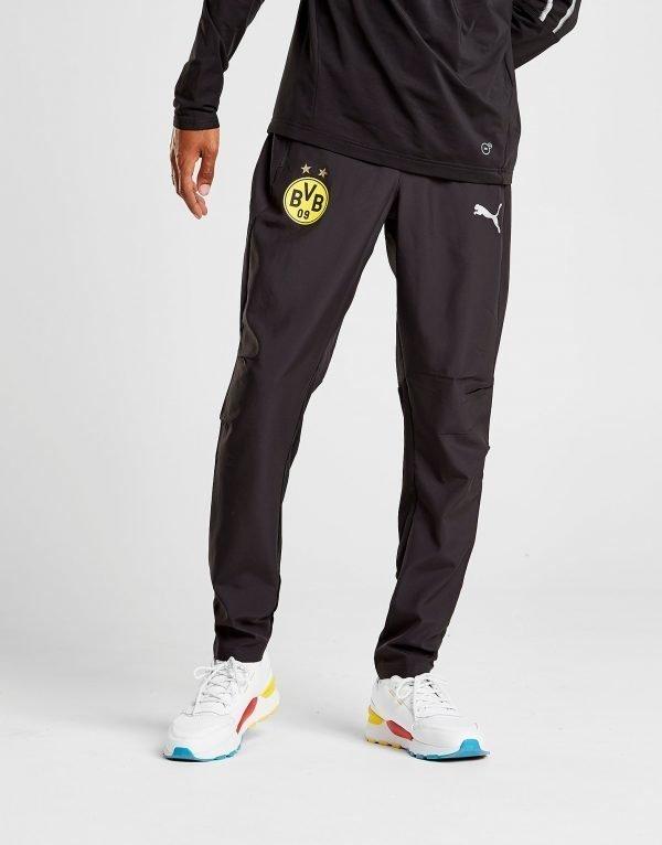Puma Borussia Dortmund 2018/19 Training Pants Musta