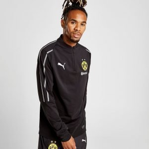 Puma Borussia Dortmund 2018/19 Training Top Musta