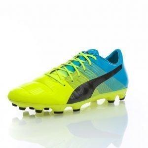 Puma Evopower 1.3 Ag Jalkapallokengät Tekonurmelle Keltainen