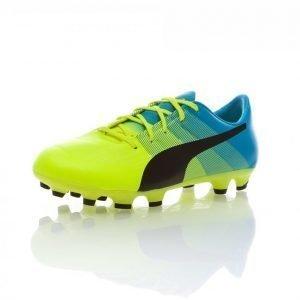 Puma Evopower 3.3 Ag Jalkapallokengät Tekonurmelle Keltainen