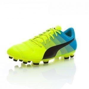 Puma Evopower 4.3 Ag Jalkapallokengät Tekonurmelle Keltainen / Sininen
