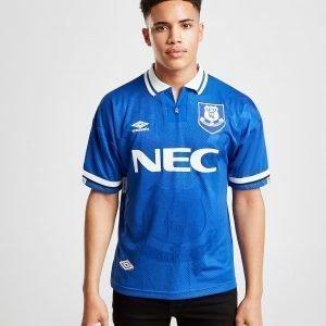 Score Draw Everton Fc '94 Home Shirt Sininen