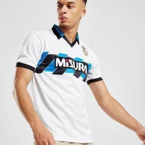 Score Draw Inter Milan '90 Away Shirt Valkoinen